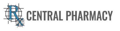 Central Pharmacy – Durham Logo